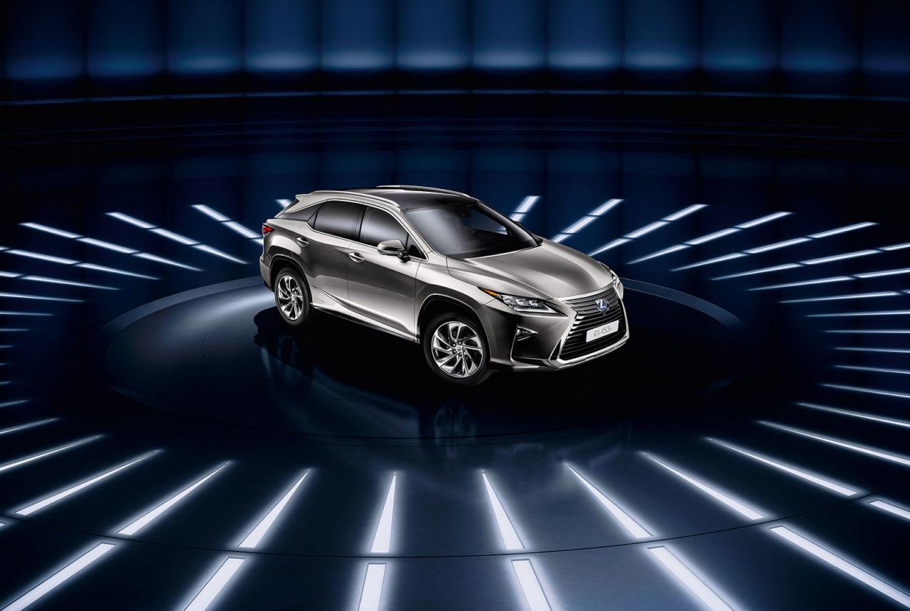 Luxus RX 450h
