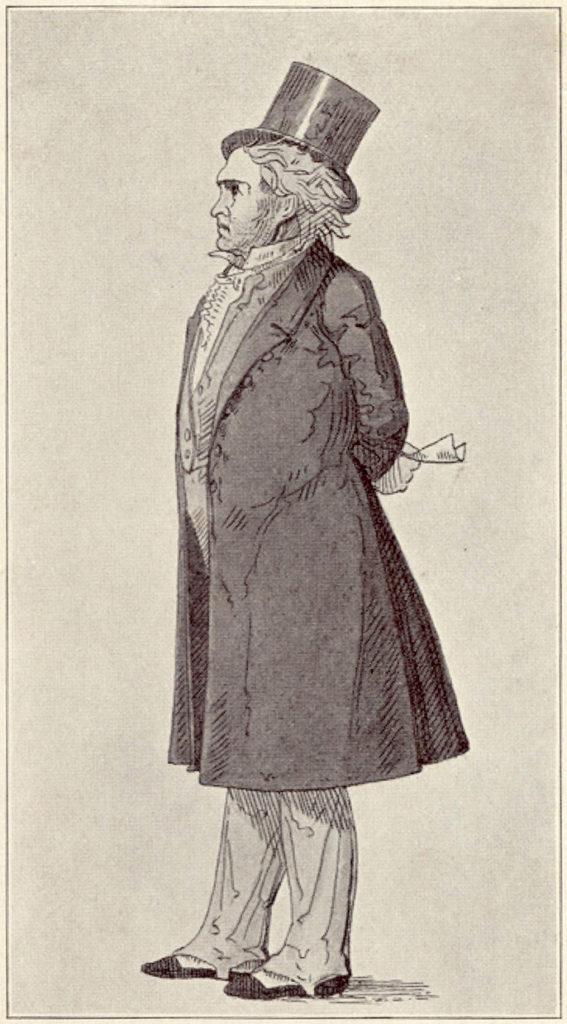 Ludwig van Beethoven – Stich aus dem Jahr 1826 nach der Zeichnung von Johann Peter Lyser