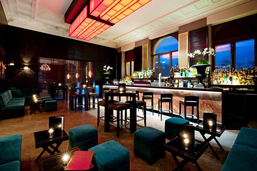 Onyx Bar im Kameha Suite Frankfurt