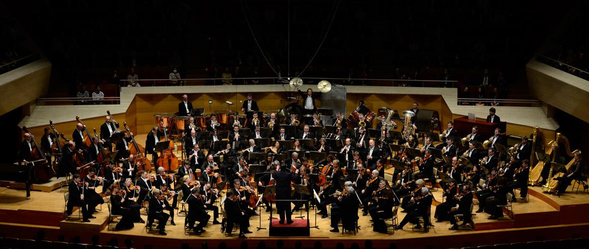 Konzert der Staatskapelle Dresden in Tokyo