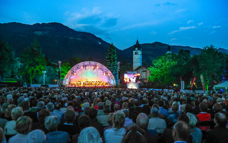 "Konzert ""Klassik in den Alpen"""