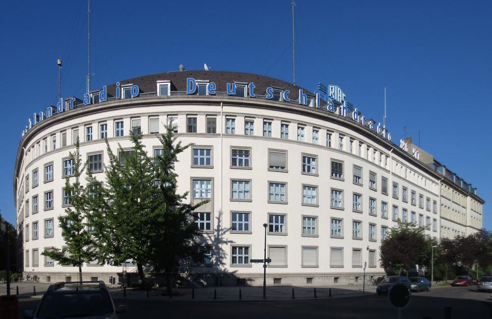 RIAS Funkhaus Berlin