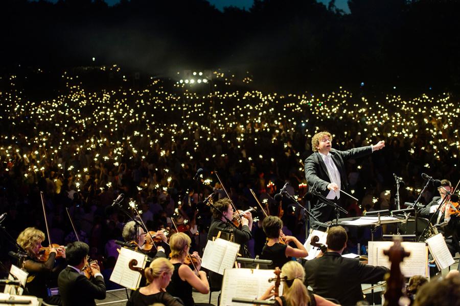 Klassik im Park: Konzert der Nürnberger Philharmoniker
