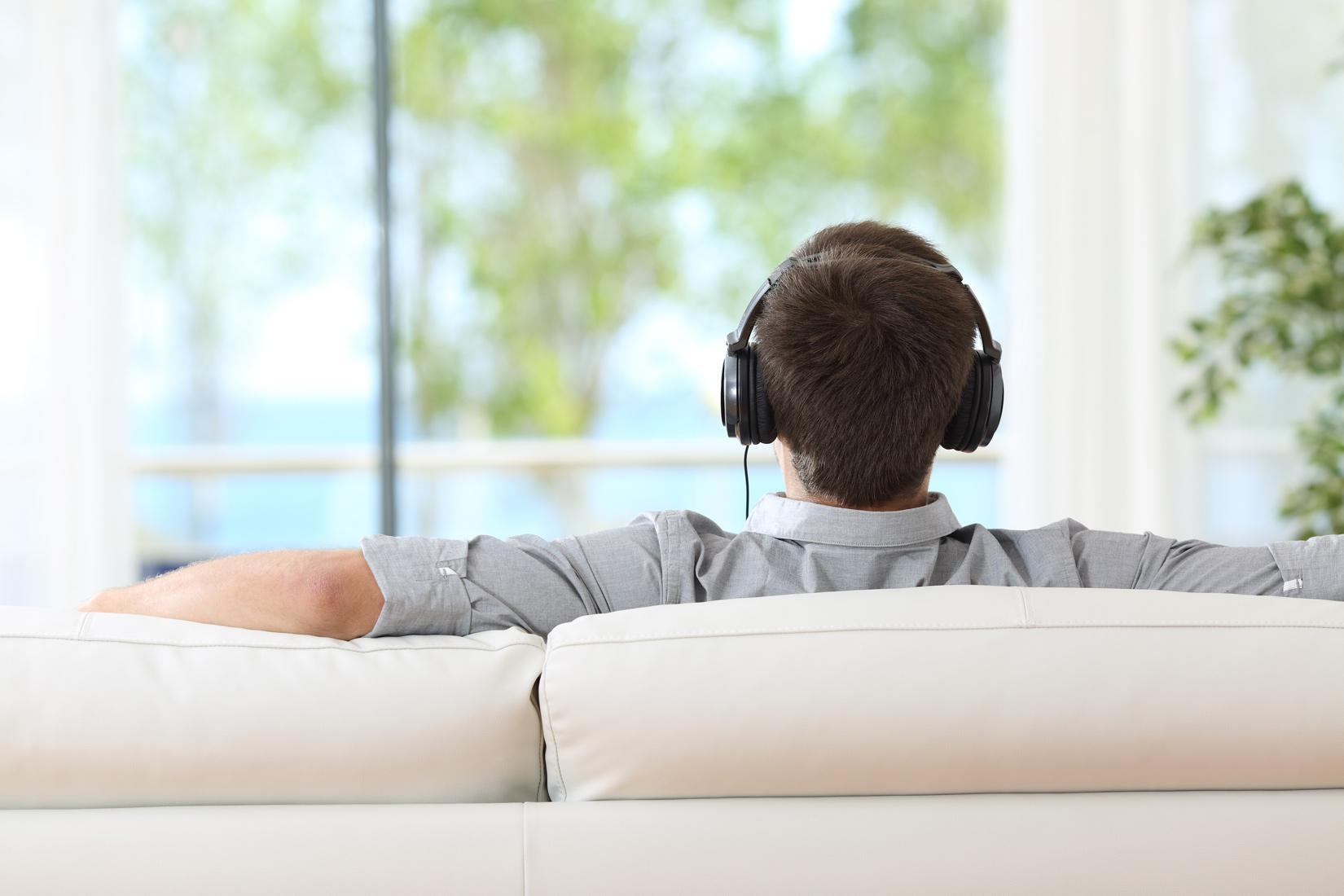 Entspannung mit Musik