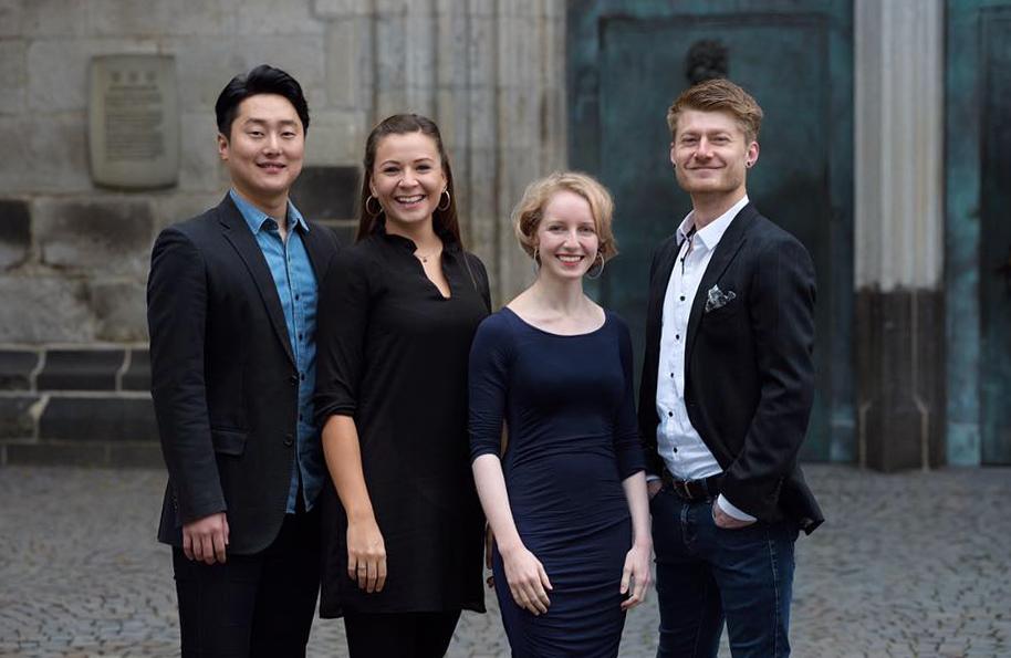Akademisten des WDR Rundfunkchores