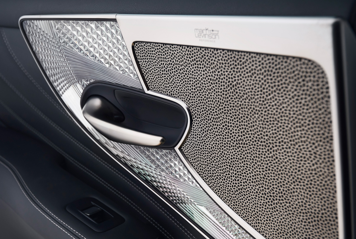 Lexus LS, Lautsprechersystem