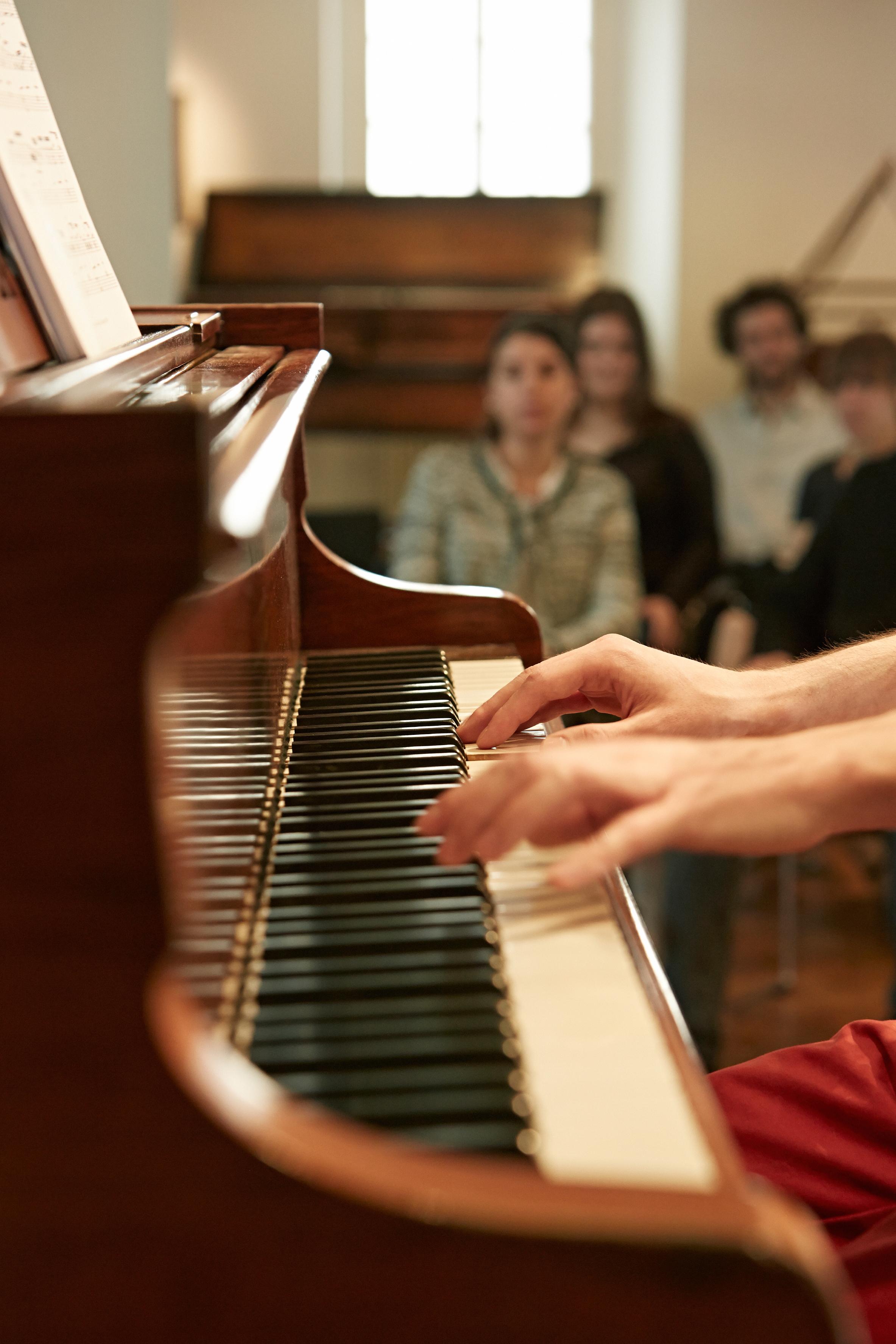 Haus der Musik: Konzert auf historischen Instrumenten