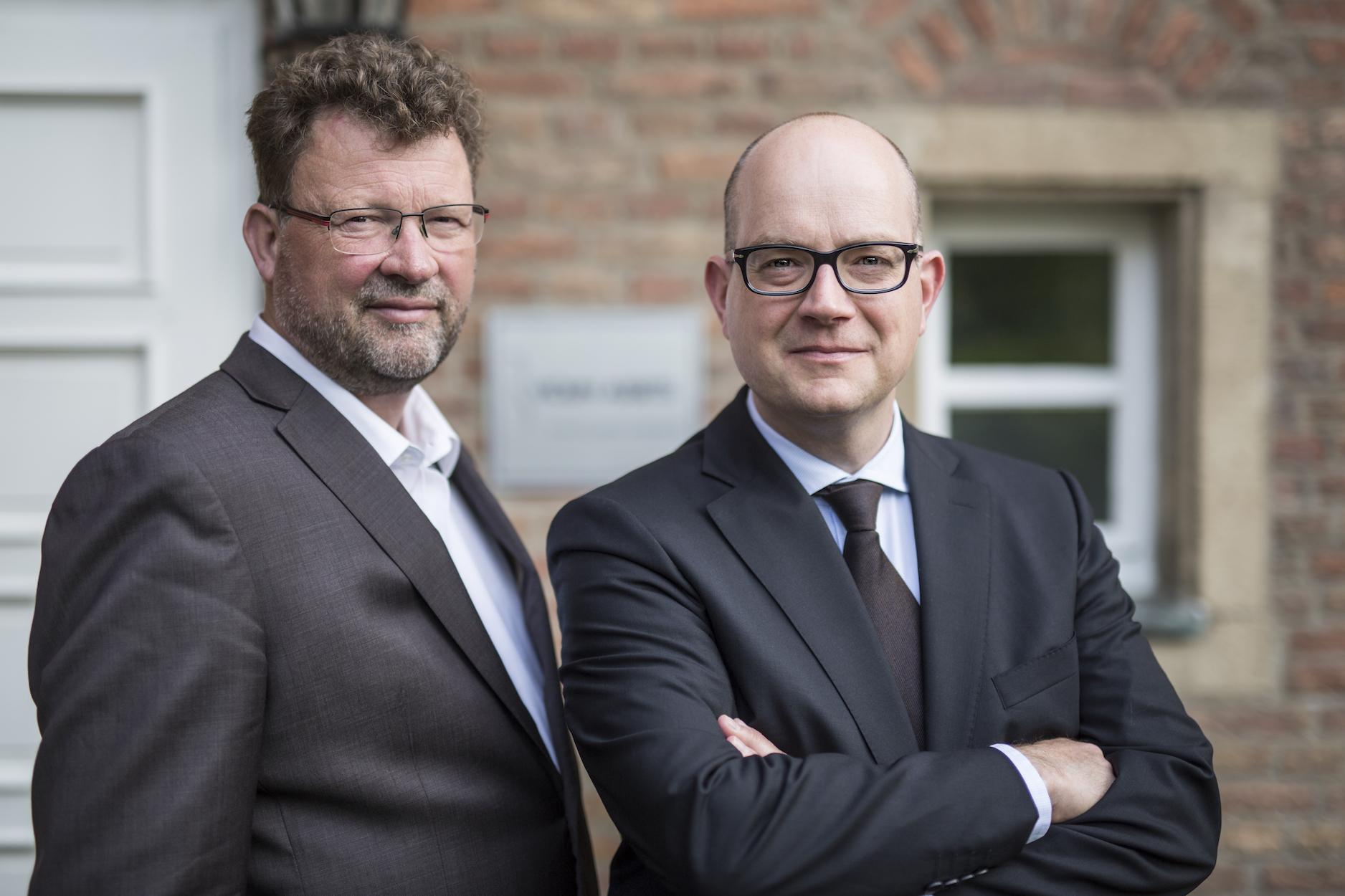 Jost Thöne und Christian Reister