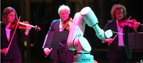 Dirigier-Roboter