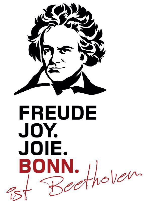 "Visual zur Kempagne ""Bonn ist Beethoven"""