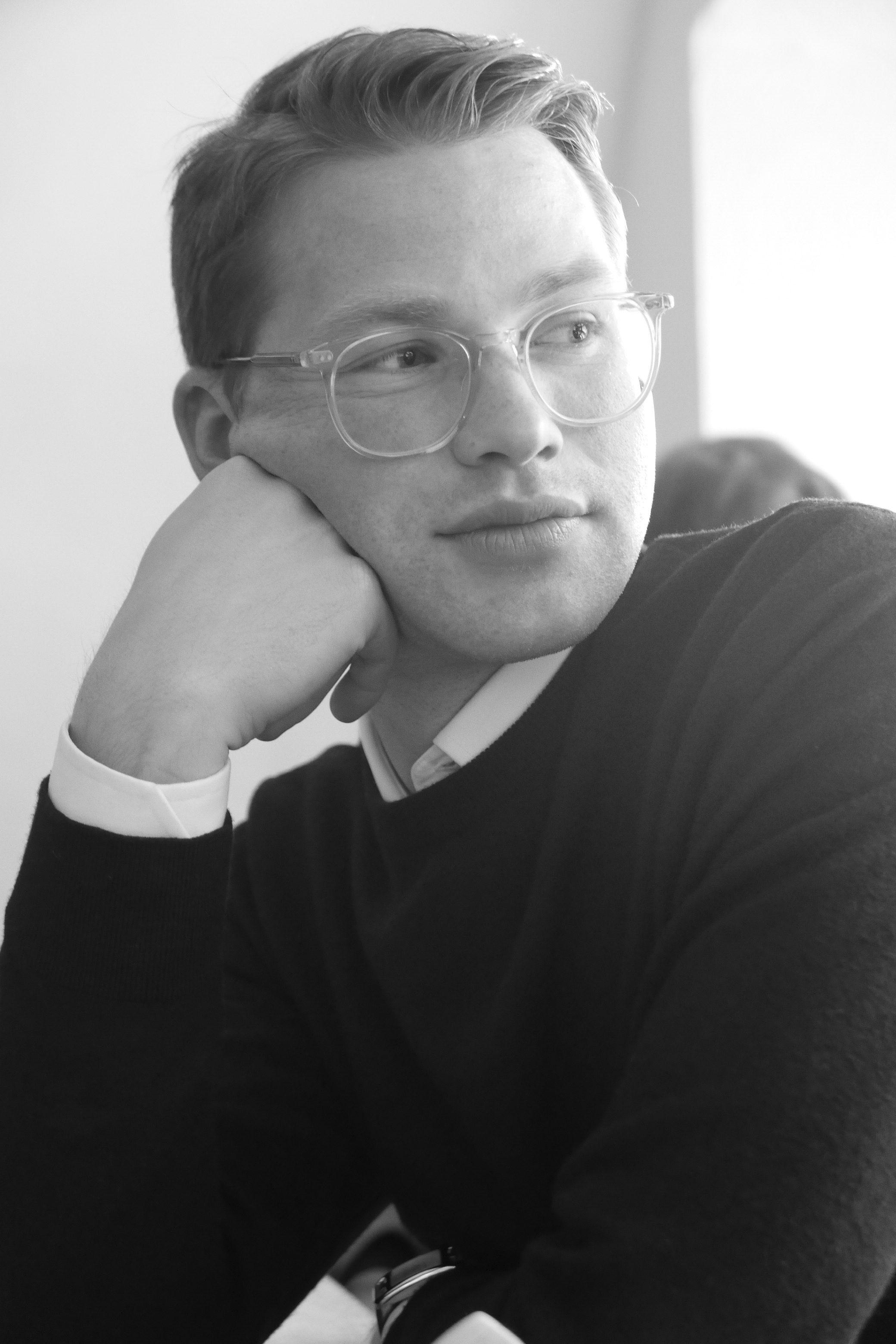 Michael Pfafferott, Vorstand der Jungen Opernfreunde München
