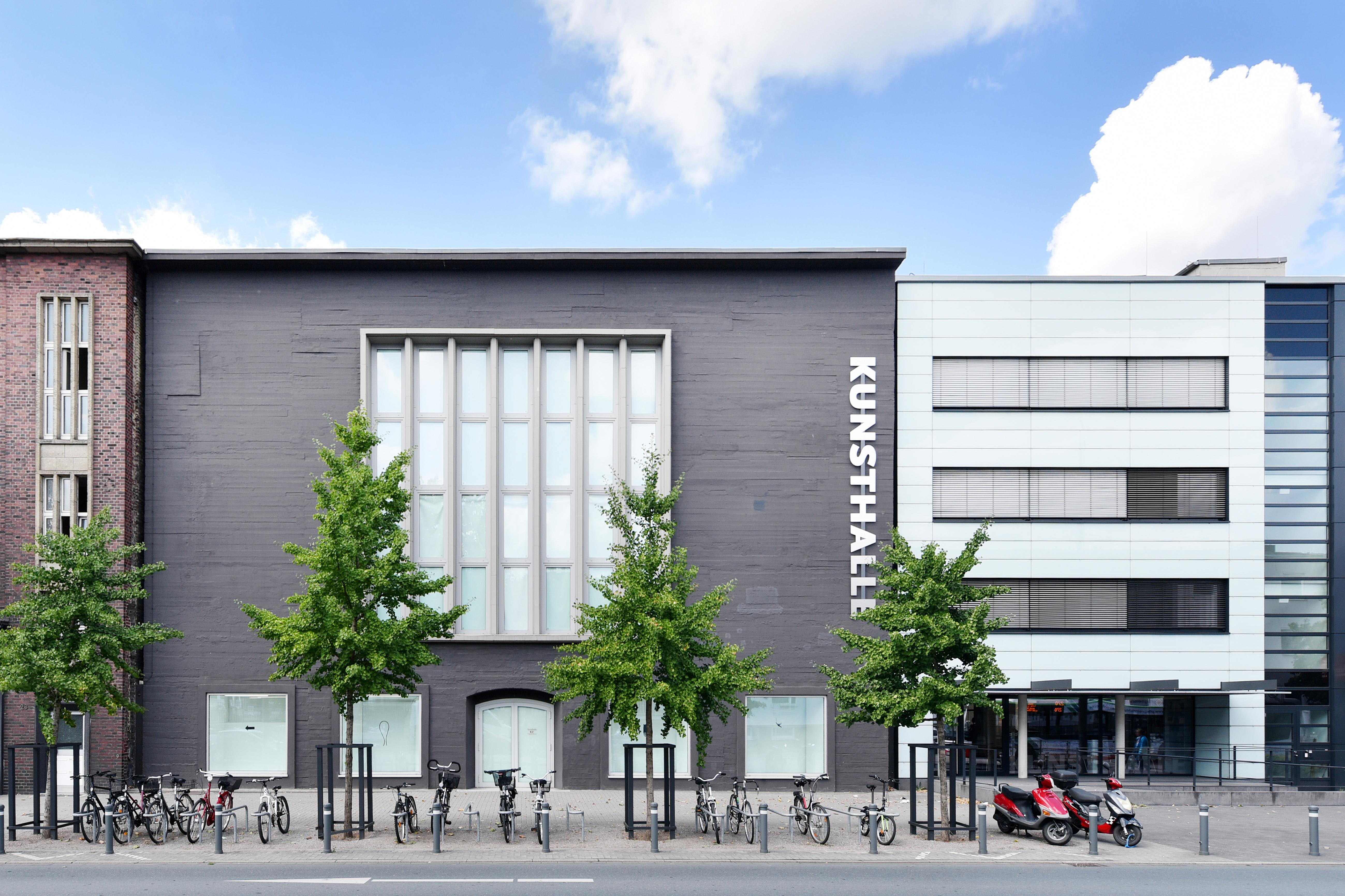 Die Kunsthalle Recklinghausen zählt zu einem der großen Museen, die mit der RuhrKultur.Card ermäßigt besichtigt werden können © RTG/Frank Vinken