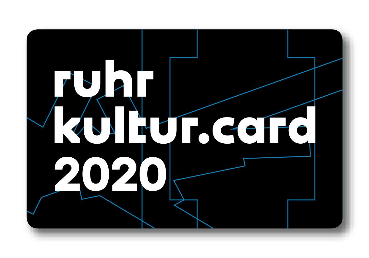 Die RuhrKultur.Card 2020 ist ab dem 14. November 2019 erhältlich © RTG/studio38