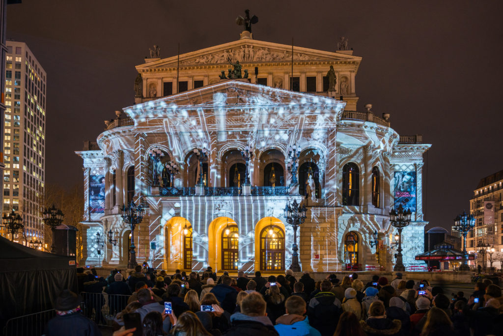 Luminale Alte Oper Frankfurt