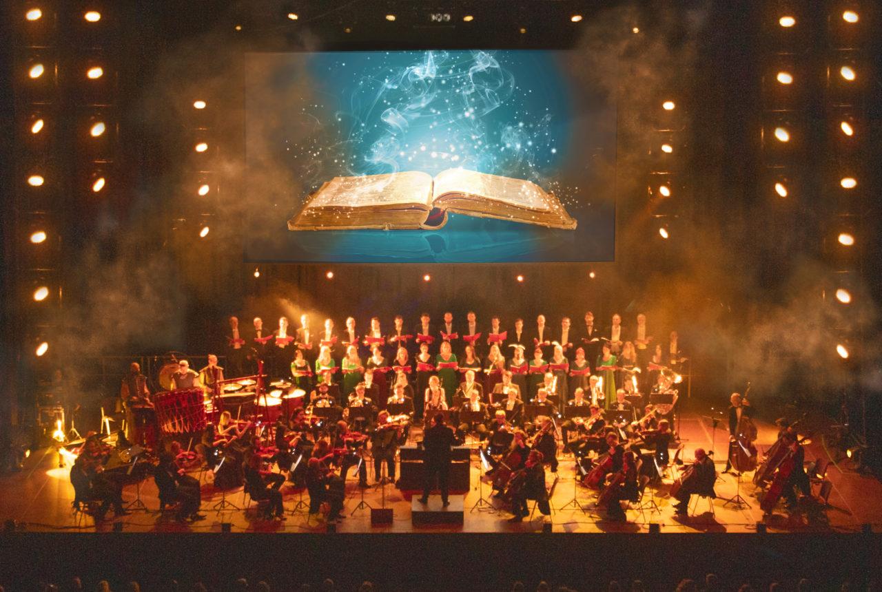 """Bei diesem Konzert kommen die Fans von """"Harry Potter"""" voll auf ihre Kosten © Highlight Concerts GmbH"""