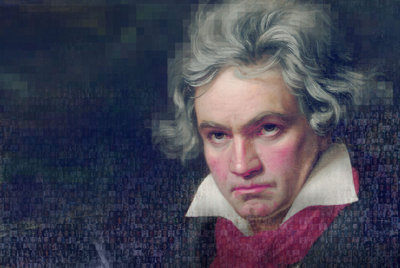 Beethoven-Mosaik © Beethoven Haus Bonn