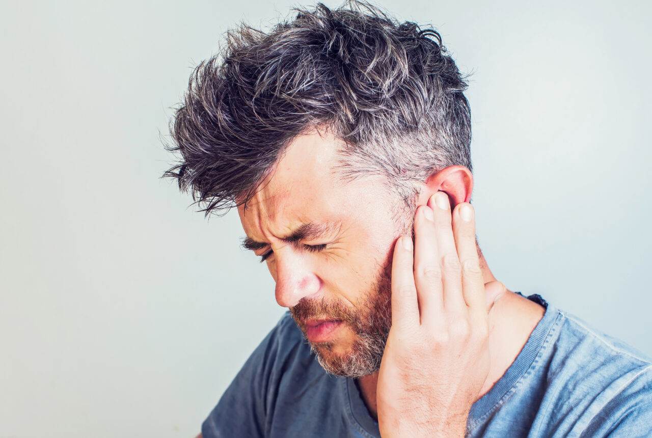 Etwa 19 Millionen Menschen in Deutschland hatten schon einmal einen Tinnitus © Shutterstock