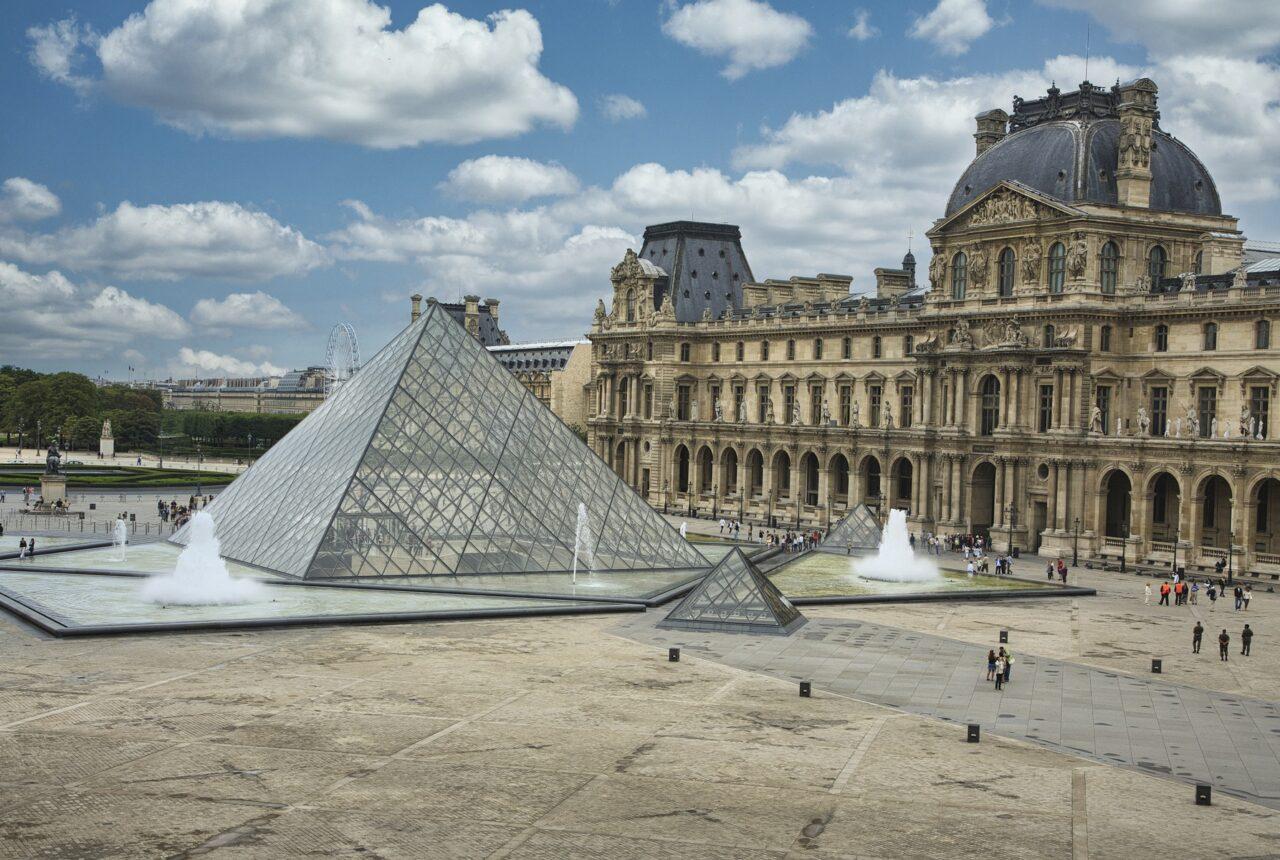 Das Museum Louvre in Paris © Pixabay