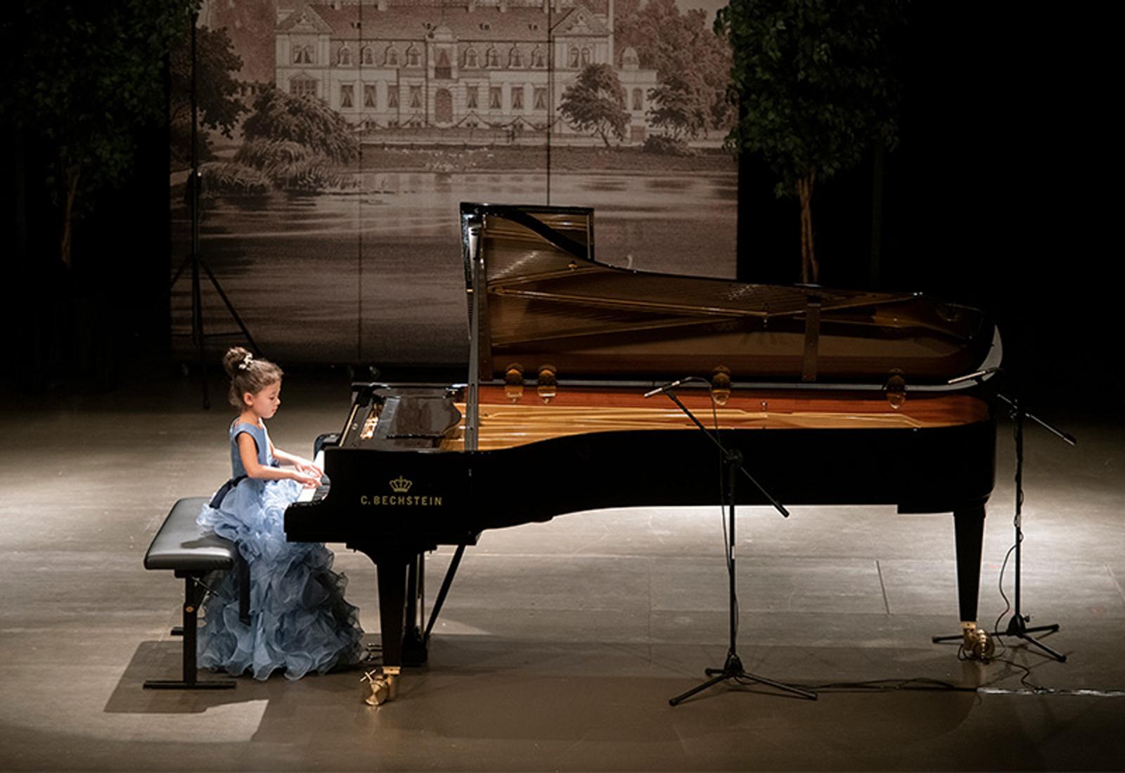"""Findet dieses Jahr in der Wertung """"Klavier und ein Streichinstrument"""" statt: Der stiftungseigene Carl Bechstein Wettbewerb © Thorsten Eichhorst"""