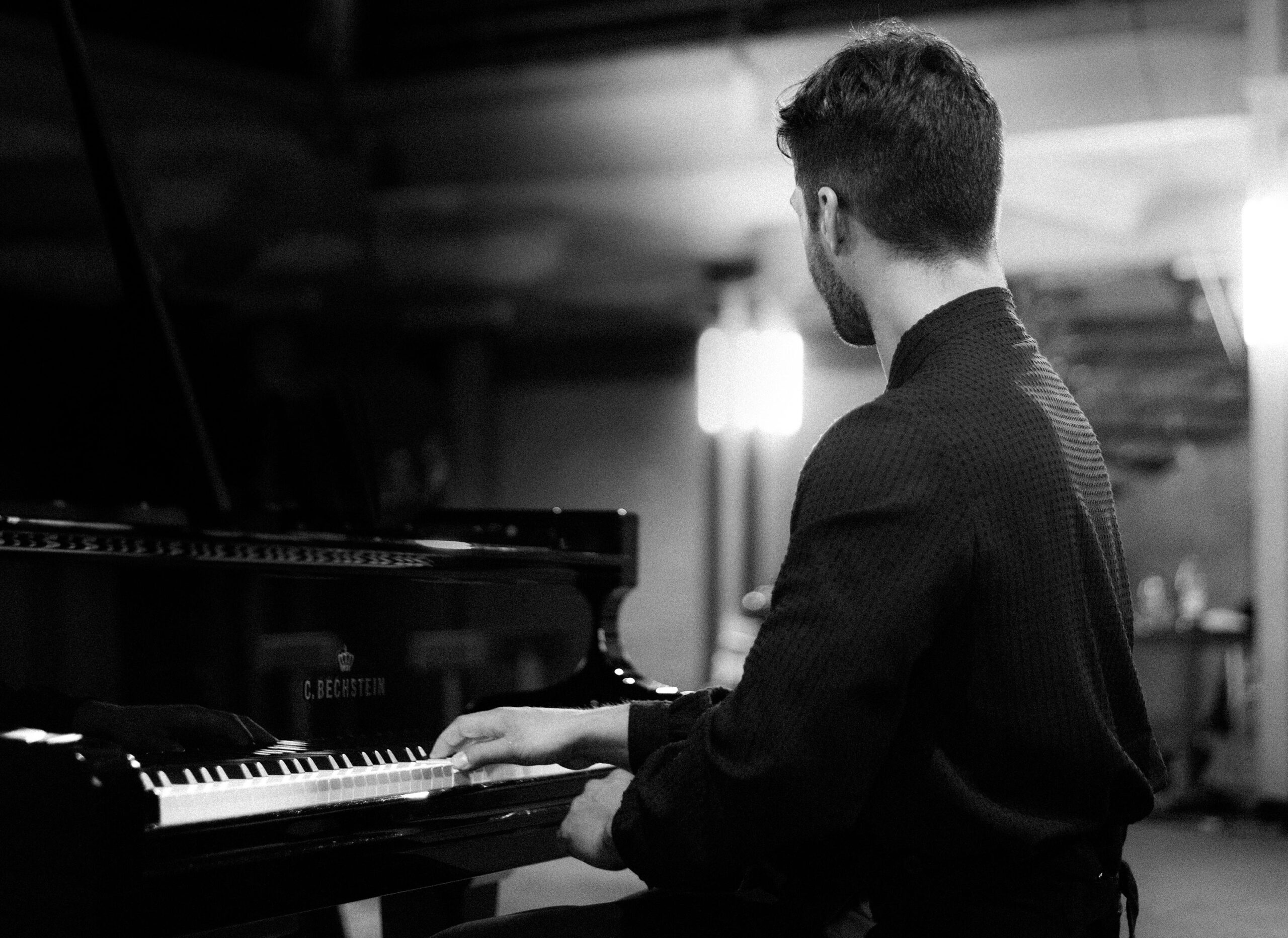 Mit den Sonderstipendien der Carl Bechstein Stiftung sollen junge Pianistinnen und Pianisten in Krisenzeiten Unterstützung bekommen © Jana Stein