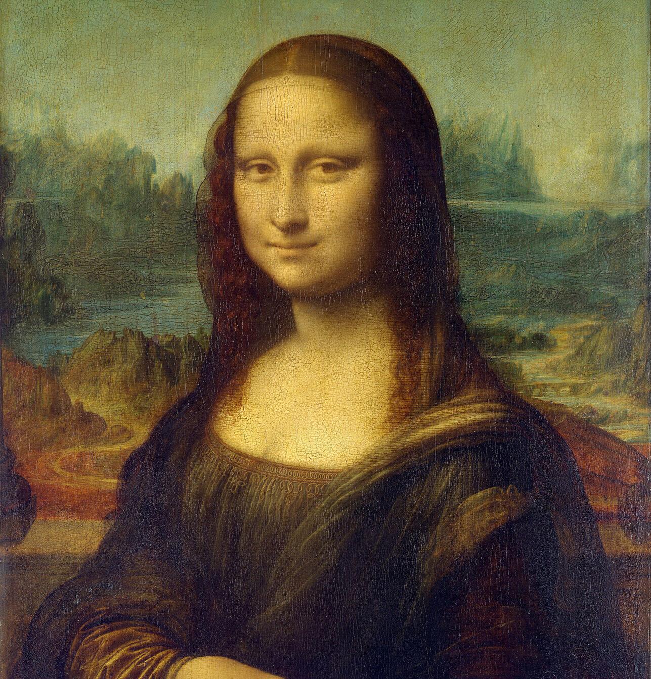 "Nur digital aus nächster Nähe zu betrachten: Da Vincis ""Mona Lisa im Pariser Louvre © Pixabay"