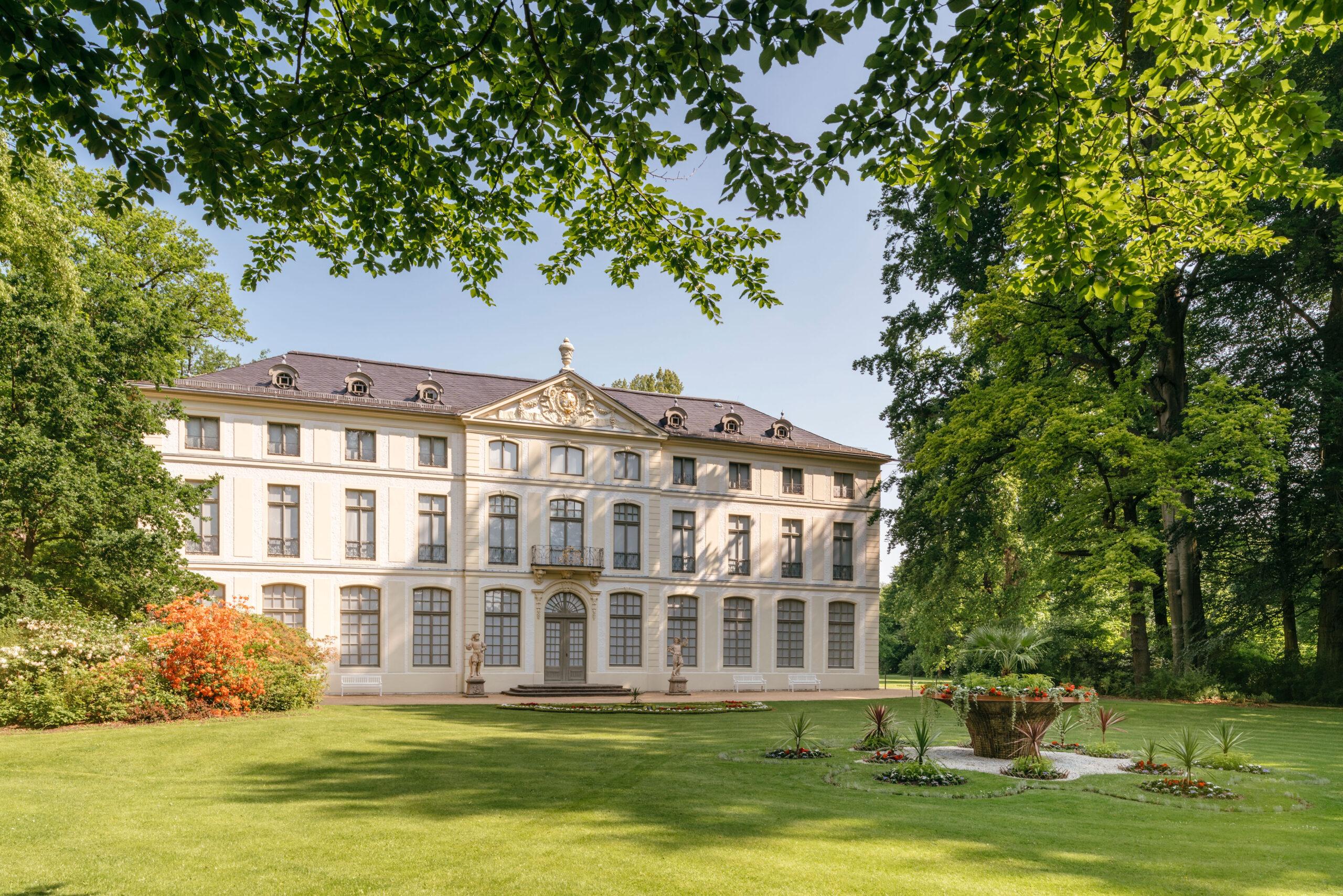 Sommerpalais in Greiz © Marcus Glahn / Stiftung Schloss Friedenstein Gotha für die Schatzkammer Thüringen
