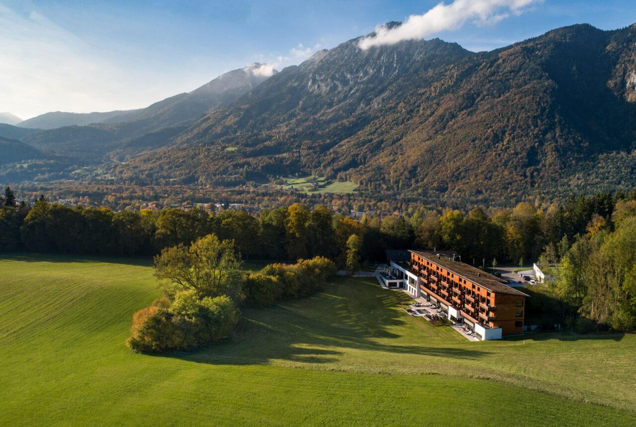 Mitten in der Natur liegt das Hotel Klosterhof © www.ourdays.de/Klosterhof